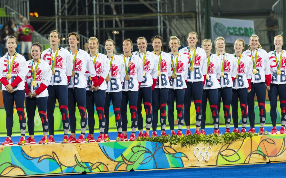 Kate Richardson-Walsh for the Manchester Evening News: Rio 2016 gold came from Team GB's circle of power